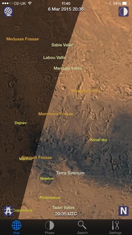 Mars Atlas screenshot-4