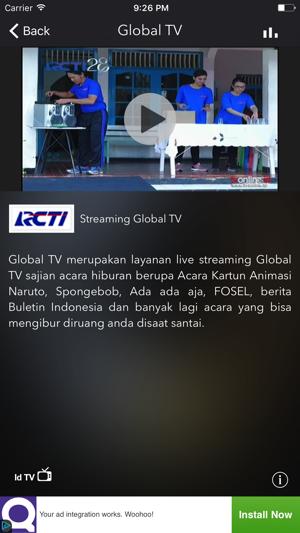 Tv online indonesia live streaming tv gratis on the app store tv online indonesia live streaming tv gratis on the app store stopboris Images