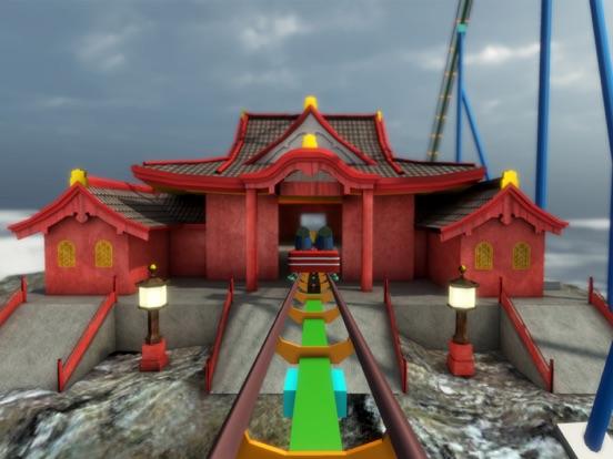 Roller Coaster Himalayas VR screenshot 10