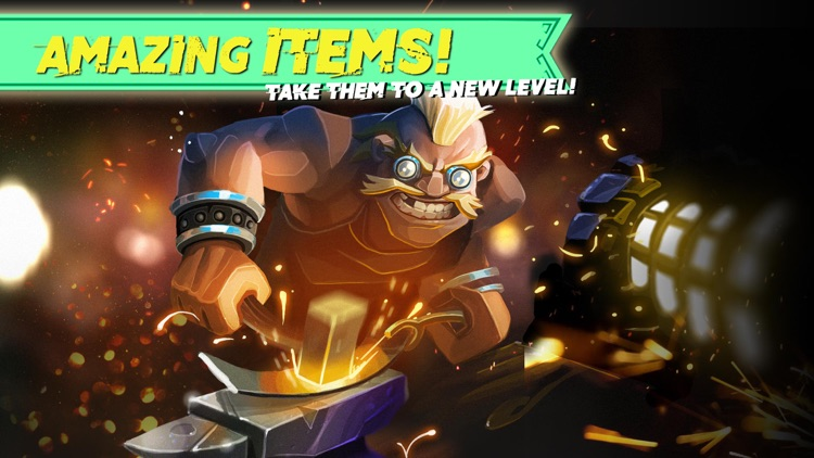 Dungeon Legends - Best Hunter screenshot-3
