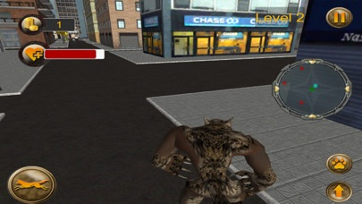 Werewolf Terror In City screenshot two
