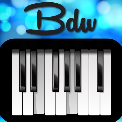 Piano with Songs application logo