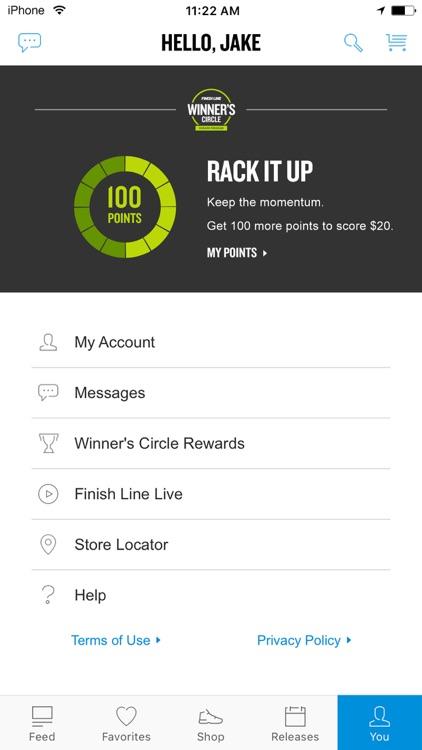 Finish Line – Winner's Circle screenshot-3