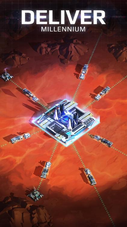 Empire: Millennium Wars screenshot-3