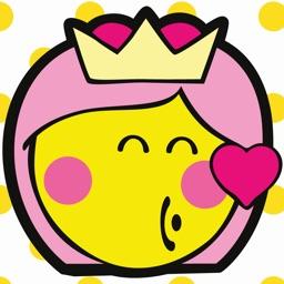 Princess Smiley Pack