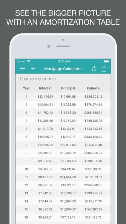 Mortgage Calculator + screenshot-4