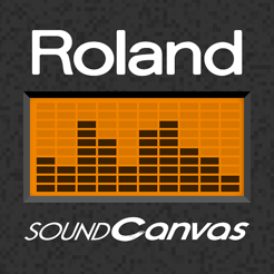 ‎SOUND Canvas