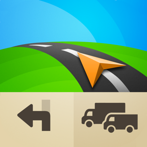 Sygic Truck GPS Navigation ios app