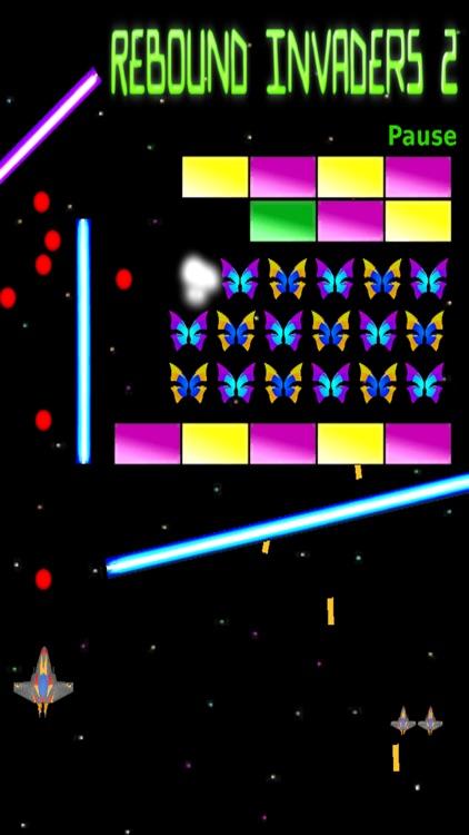 Rebound Invaders 2 Pro screenshot-4