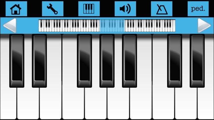 Piano DX screenshot-4