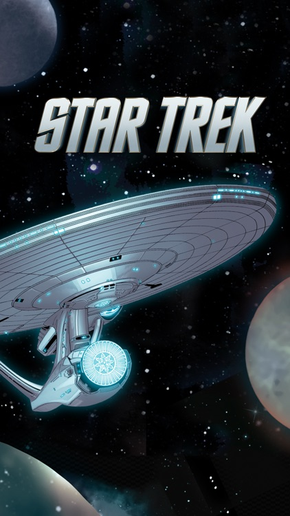 Star Trek Comics screenshot-0