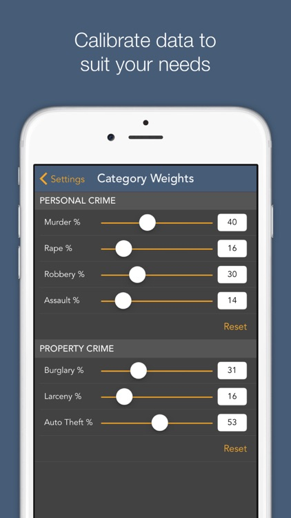 Crime and Place Lite (USA) screenshot-3