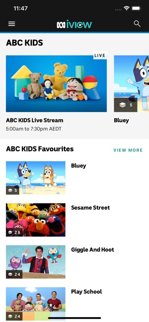 ‎ABC – Live TV & Full Episodes on the App Store