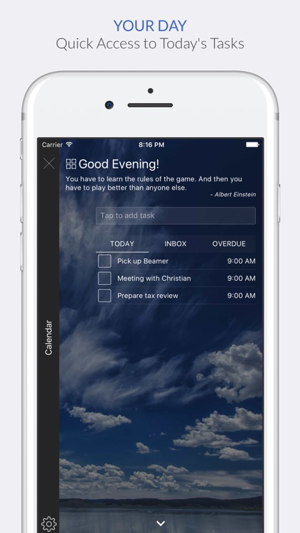 Organize:Pro Cloud screenshot-3