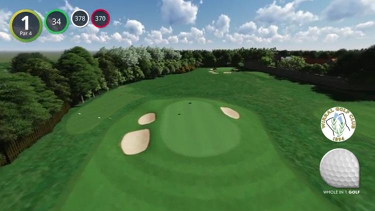Wirral Golf Club screenshot-4
