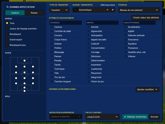 Screenshot #5 pour Football Manager Touch 2018