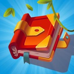 GOD OF MAGIC - Gamebook story