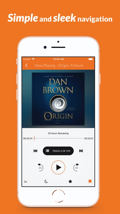 Audio Books by Audiobooks screenshot-0