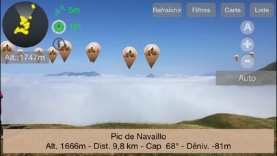 Pyrénées sommets