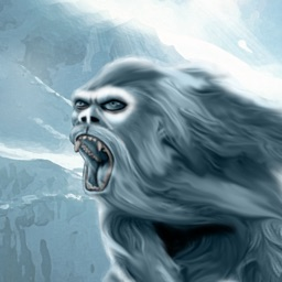 Yeti, Bigfoot & Sasquatch : The winter fight to reach the top of the cold ice mountain - Free Edition