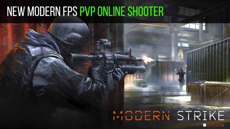 Modern Strike Online — FPS gun shooter screenshot-0