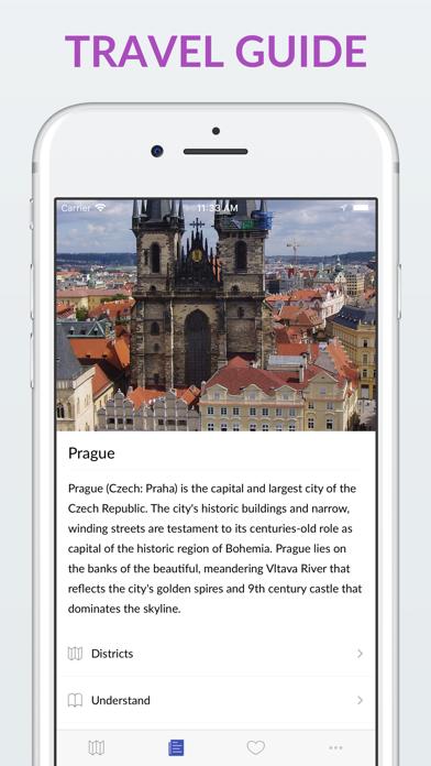Prague Offline Map & Guideのおすすめ画像2