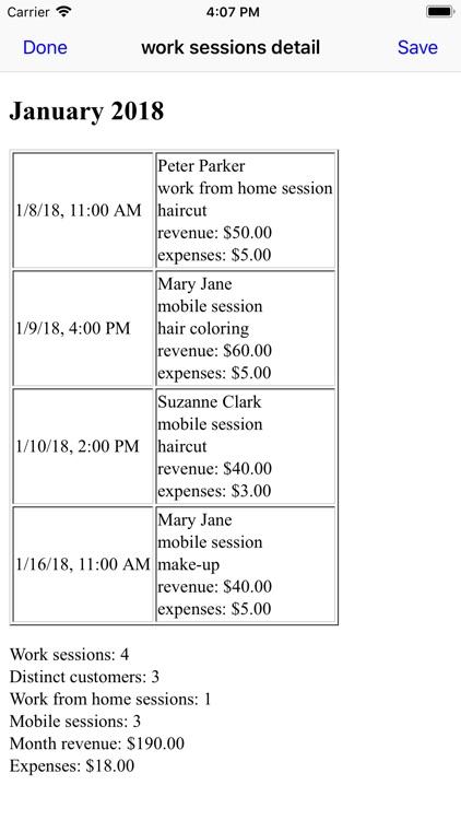 Customer Appointments screenshot-6