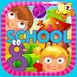 My School - Learn and Play