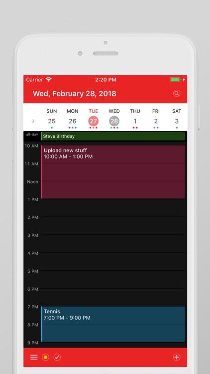 Calendar 366 screenshot-5