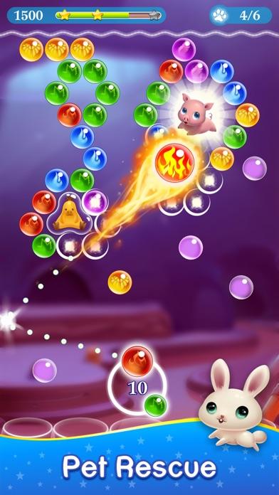 バブルパズル2: 最新で簡単のバブルシューティングゲーム - ストレス 発散 ゲーム紹介画像4