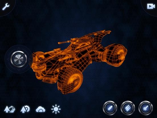 Batmobile™ R/C Controller screenshot 5