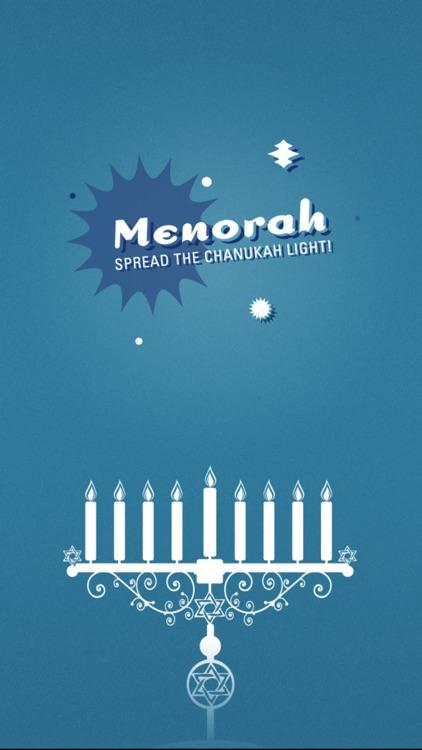 Menorah - Chanukah - חנוכה screenshot-4