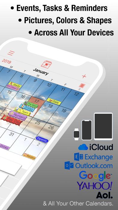 PocketLife Calendar by OvalKey Ltd  (iOS, United States) - SearchMan