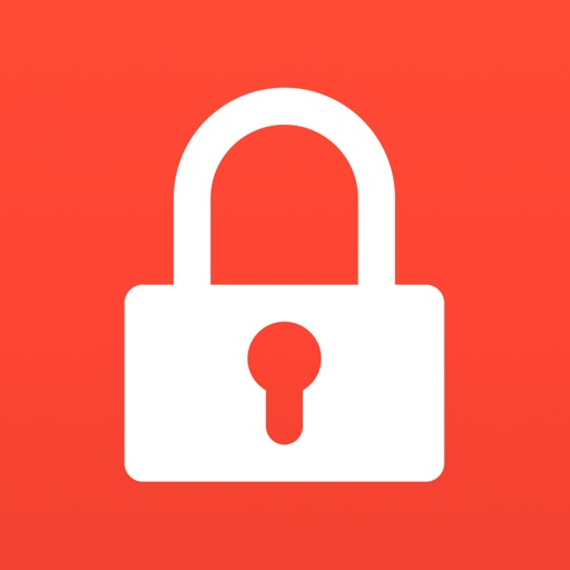 My Secure Note And Passwrod iOS App