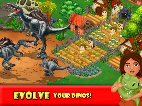 Скачать игру Dinosaur Zoo-The Jurassic game