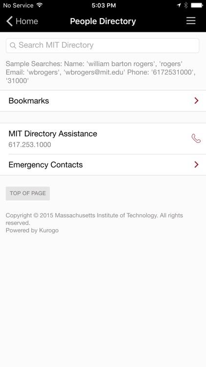 MIT Mobile