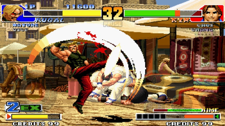 THE KING OF FIGHTERS '98 screenshot-4