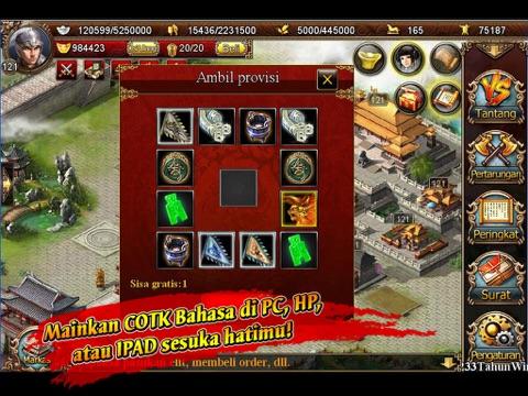 Chaos of Three Kingdoms Bahasa - náhled