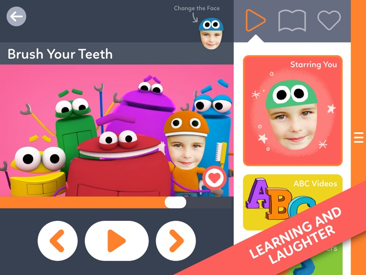 StoryBots – Learning Videos & Books Starring You!