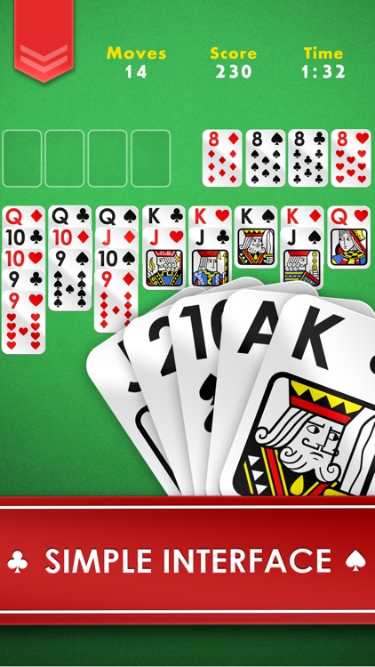 FreeCell - Solitaire Card Fun