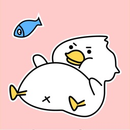 Nimo Duck Animated Stickers