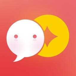 富聊-陌生人聊天交友软件