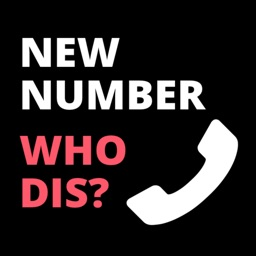 New Number Who Dis