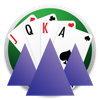 TriPeaks Solitaire Cards - NeverBored Studios Cover Art