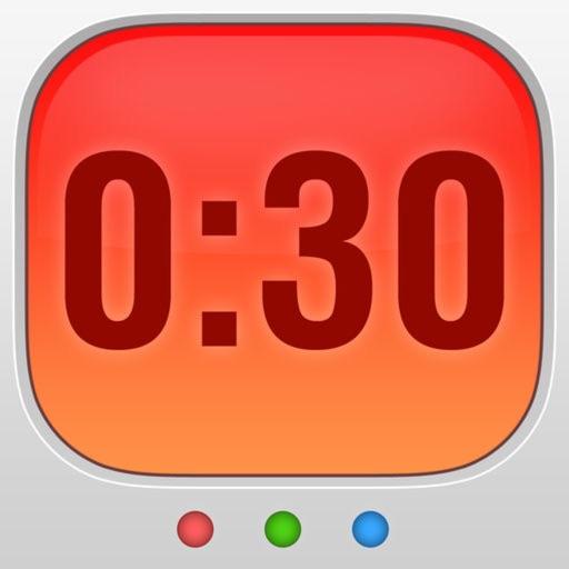 Interval Timer Pro iOS App