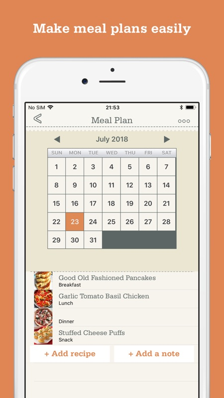 Recipe Organizer by OrganizEat - Online Game Hack and Cheat