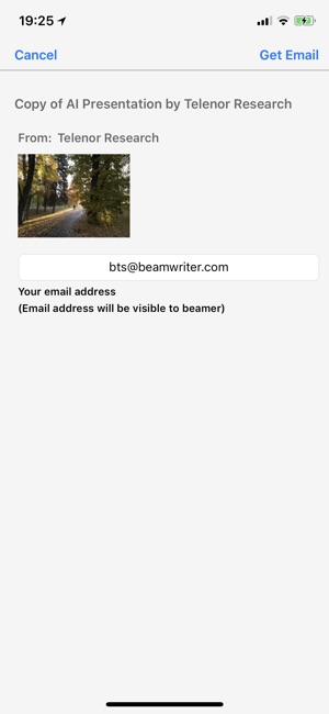 BeamWriter on the App Store