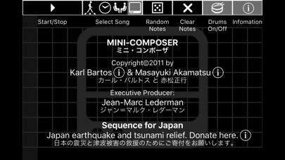 MINI-COMPOSER by Karl Bartos Скриншоты7