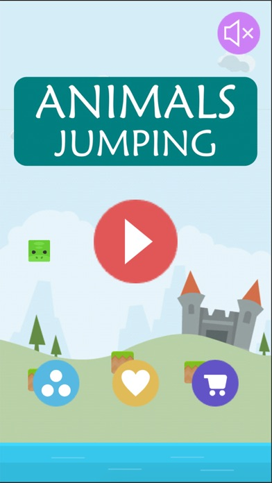 Animals Jumping screenshot one