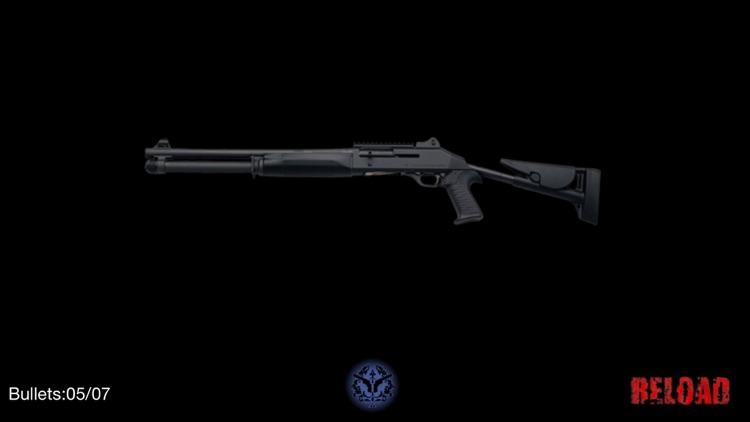 Gun Smoke Shooter screenshot-3